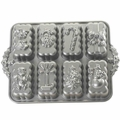 Nordic Ware Pro Cast Holiday Mini Loaves Pan