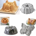 Nordic Ware Shaped Cake Pans