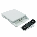 OXO Good Grips 5 Pound Food Scale with Pull-Out Display, White