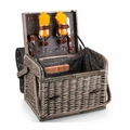 Picnic Time Anthology Kabrio Picnic Basket with Wine and Cheese Service for Two