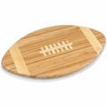 Picnic Time Legacy Touchdown! Bamboo 16 Inch Cutting Board