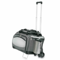 Picnic Time Vulcan All-In-One Tailgating Cooler - BBQ Set with Trolley