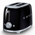 Smeg 2-Slice Toaster, Black