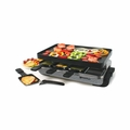 Swissmar KF-77070 Eiger 8 Person Raclette with Reversible Grill
