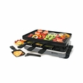 Swissmar KF-77071 Eiger 8 Person Raclette Reversible Cast Iron Grill