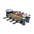 Swissmar KF-77073 Swivel Raclette 8 Person Party Grill