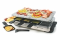 Swissmar KF-77081 Stelvio 8 Person Raclette with Granite Grill Top