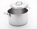 USA Pans 5-Ply Stainless Steel 8 Quart Stock Pot