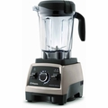 Vitamix Blender 59326 Professional Series 750 Heritage, Brushed Stainless