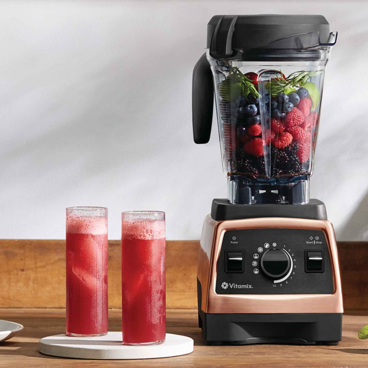 vitamix blender series 750 heritage copper - Vitamix 750