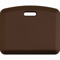 WellnessMats Anti-Fatigue 18 by 22 Inch Companion Mat, Brown