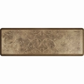 WellnessMats Estates Collection Coastal Bella Rose Gold, 6' x 2'