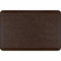 WellnessMats Motif Collection Bella Antique Dark, 3' x 2'