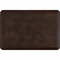 WellnessMats Antique Collection Linen Antique Dark, 3' x 2'