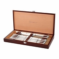 Wusthof 10 Piece Carving and Steak Knife Set w/ Presentation Box