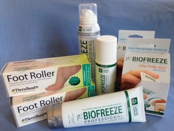 Biofreeze Pain Relief Therapy