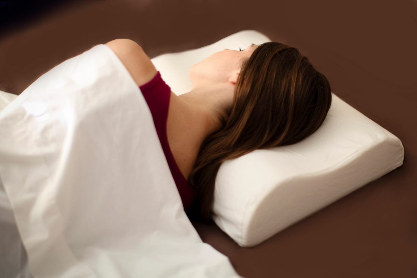 memory foam travel size pillow