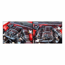 2007-12 Shelby GT500 Whipple W175AX (2.9L) Supercharger Kit / 17psi  **Includes Twin 68mm TB, Fuel Pump Booster, 123mm CAI, & Calibration**