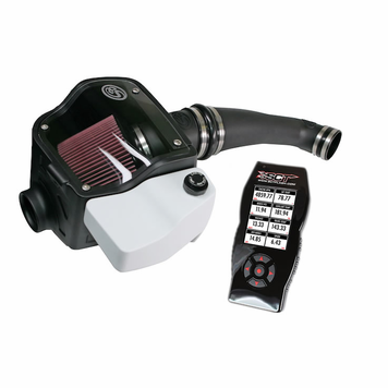 2009-10 F-150 5 4L S&B Cold Air Intake/SCT X4 Strategy Flasher Package