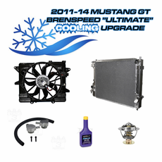 2011-14 Mustang Brenspeed Ultimate Cooling Package