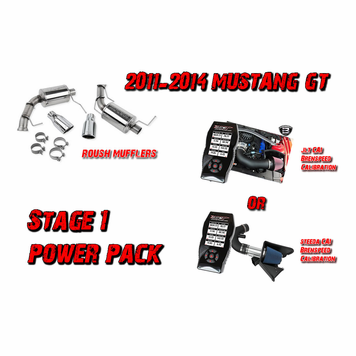 2011 2014 Mustang Gt 5 0 Coyote Stage 1 Power Package Up To 60 Hp Gain