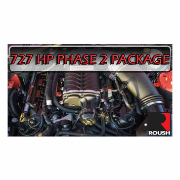 2015 17 mustang gt 727hp roush phase 2 supercharger package. Black Bedroom Furniture Sets. Home Design Ideas