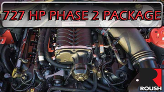 2015 Mustang Gt Supercharger >> 2015 17 Mustang Gt 727hp Roush Phase 2 Supercharger Package