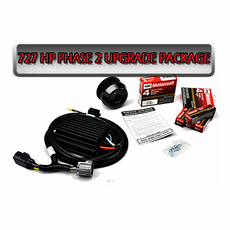 2015-17 Mustang GT 727HP Roush Phase 2 Supercharger Upgrade Package
