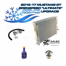 2015-17 Mustang Brenspeed Ultimate Cooling Package