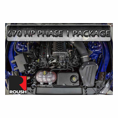 2015-17 Mustang GT Roush 670HP Supercharger Package 421823
