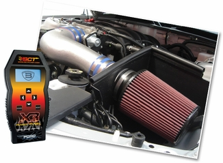 Air Intake & Tuner Package
