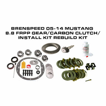 """FORD RACING SVT MUSTANG COBRA GT500 8.8/"""" TRACTION-LOK CARBON DISC KIT M-4700-C"""