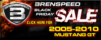 Brenspeed Black Friday 2005-10 Mustang GT