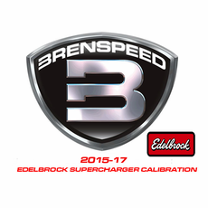Brenspeed Calibration for EDELBROCK Supercharged 5.0L 2015-2017 Mustang GT