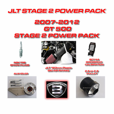 2007-12 Shelby GT500 Brenspeed JLT Stage 2 Power Package 100+ HP Gain