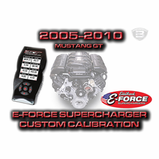 Brenspeed SCT X4 and Calibration for EDELBROCK E-FORCE Supercharged 2005-2010 Mustang GT