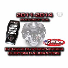 Brenspeed SCT X4 and Calibration for EDELBROCK E-FORCE Supercharged 5.0L 2011-2014 Mustang GT