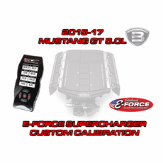 Brenspeed SCT X4 and Calibration for EDELBROCK E-FORCE Supercharged 5.0L 2015-2017 Mustang GT