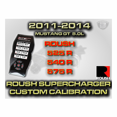 Brenspeed SCT X4 and Calibration for ROUSH Supercharged 5.0L 2011-2014 Mustang GT