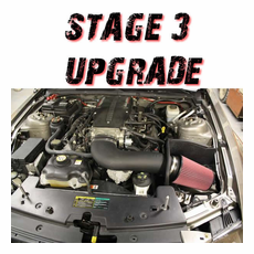 "Brenspeed Stage 3 ""Corvette Killer"" Saleen Upgrade Package 530 HP"