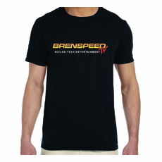 Brenspeed TV T Shirt
