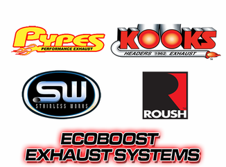 Eco Boost F150 Exhaust Systems
