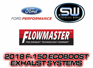 F-150 EcoBoost Exhaust Systems