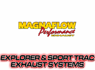 Explorer & Sport Trac Exhaust Systems