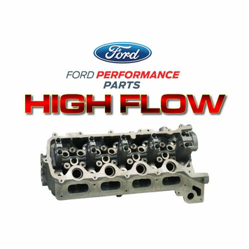 Ford Racing 4 6L/5 4L HIGH FLOW CNC Ported 3V LEFT HAND Cylinder Head  M-6050-463VP3