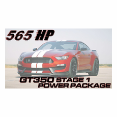 GT350 STAGE 1 565 HP PACKAGE