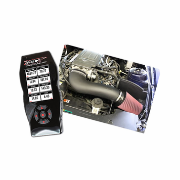 JLT Series 3 CAI 110mm & SCT X4 Tuner Package (2010 GT)