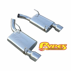 Platinum Series Pypes Violator Axleback Mustang GT (05-10)