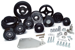 V3 Vortech 8 rib pulley conversion & Supercharger Pulley Mustang (05-10)
