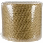 "3"" Wide Spool Netting 40 Yards - Antique Gold"